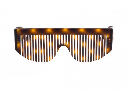 VINTAGE CHANEL COMB SUNGLASSES
