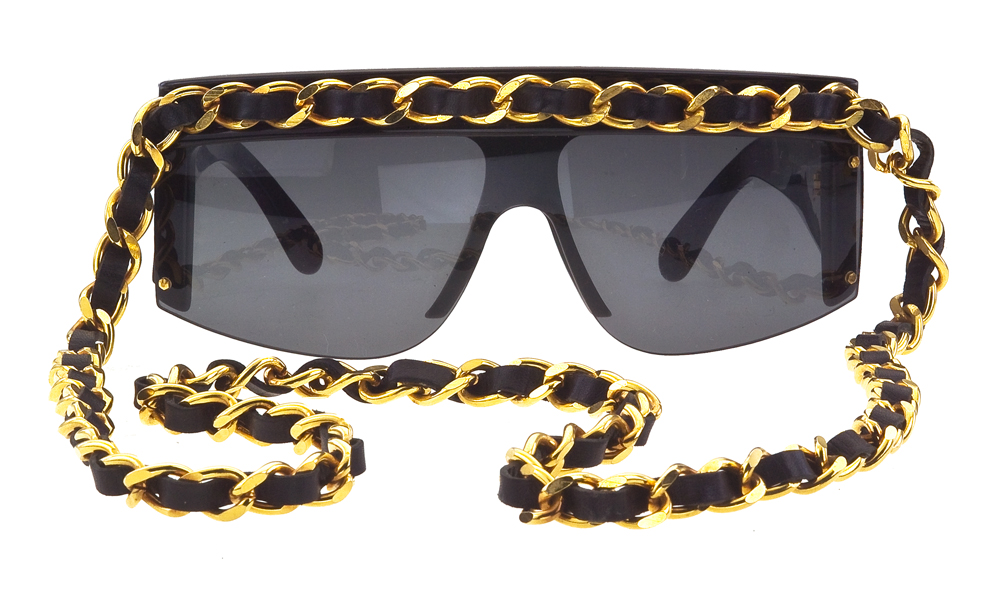 Trend -- Rare Vintage Chanel Sunglasses