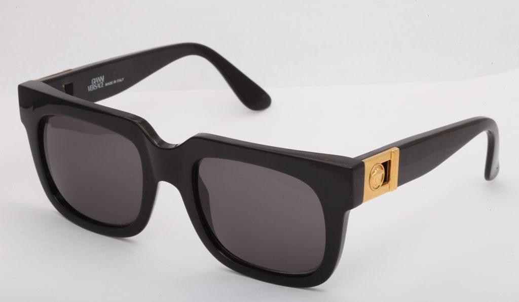 Vintage Gianni Versace Wayfarer Sunglasses Mod 405   Louisiana ...