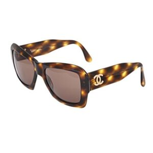 VINTAGE CHANEL 02464 SUNGLASSES BROWN