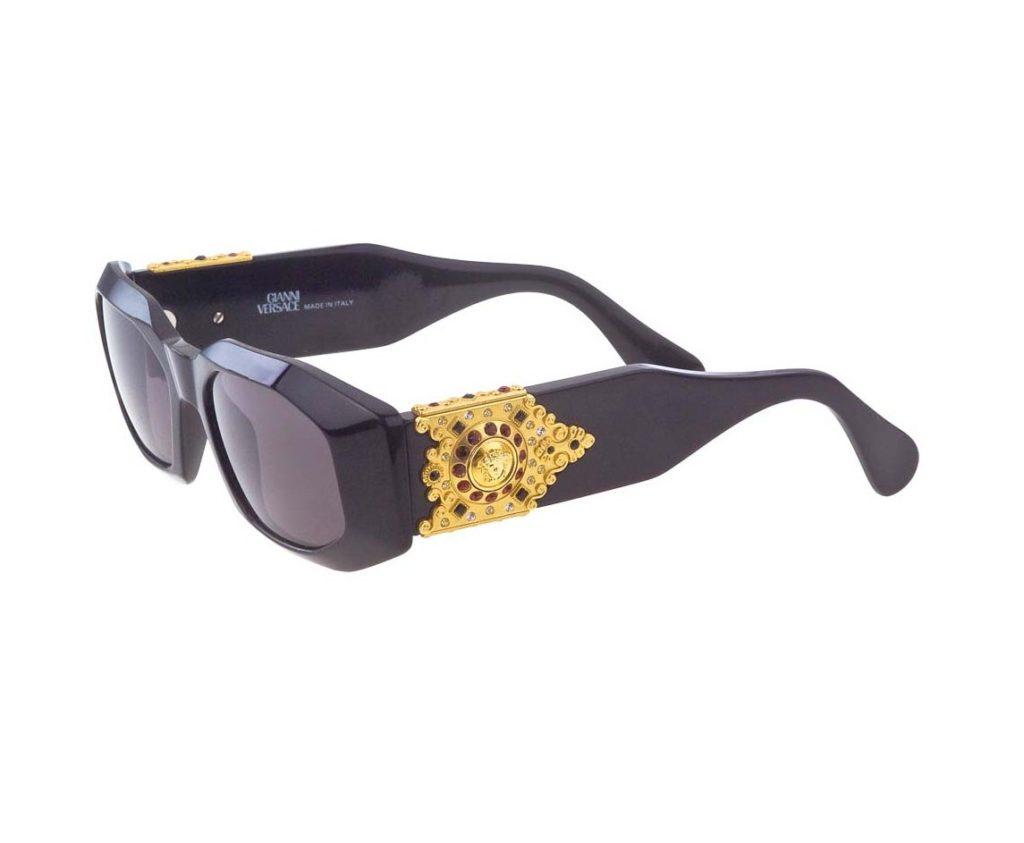 Vintage versace sunglasses men