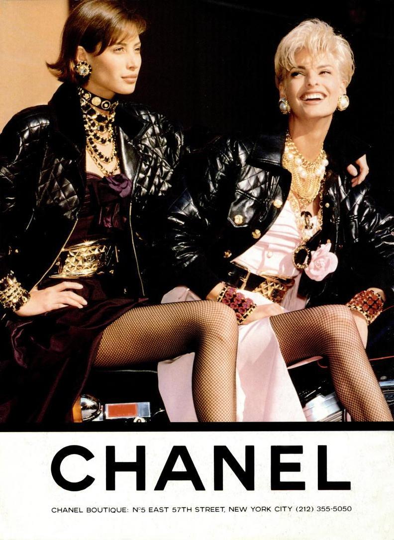 Vintage chanel bangle - Vintage chanel ...