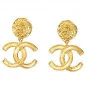 VINTAGE CHANEL CC DANGLING EARRINGS – PRE-ORDER
