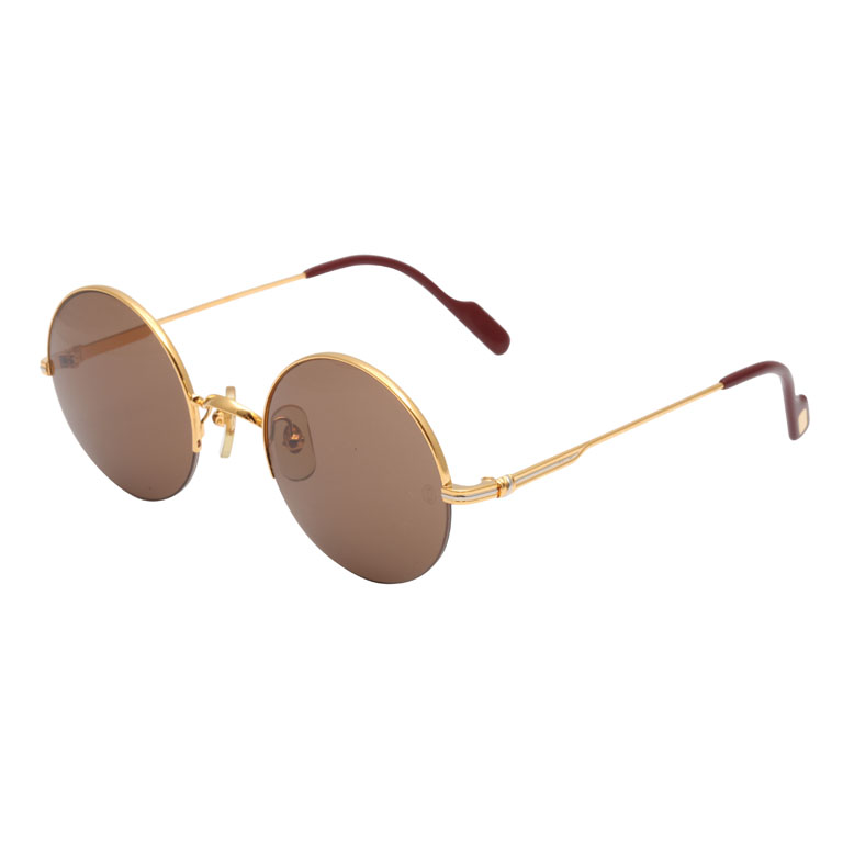 Cheap Cartier Sunglasses Half Rim   Louisiana Bucket Brigade
