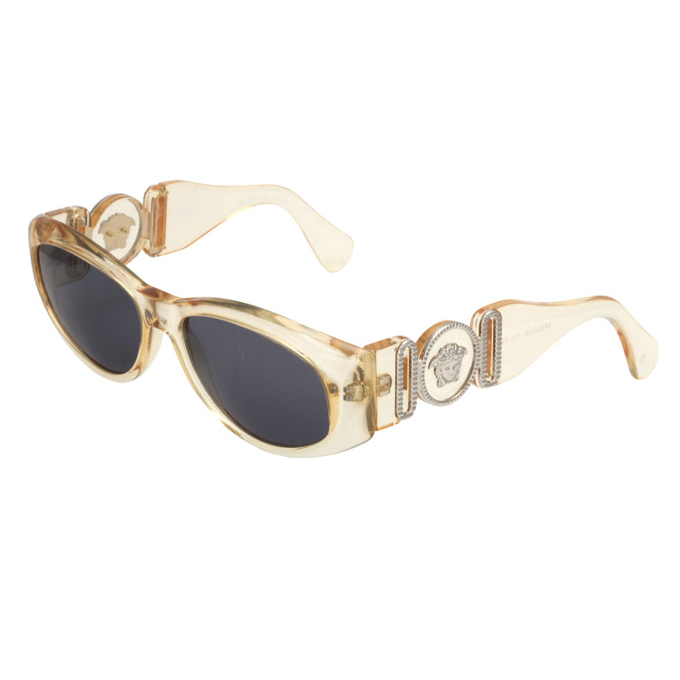 Vintage Versace Sunglasses Mens | ISEFAC Alternance
