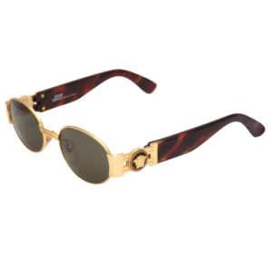 5ccf0dd8f9ef VINTAGE GIANNI VERSACE SUNGLASSES MOD S71 COL 030