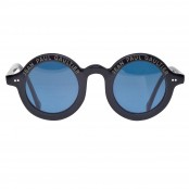 VINTAGE JEAN PAUL GAULTIER ROUND SUNGLASSES WITH LOGO – SOLD