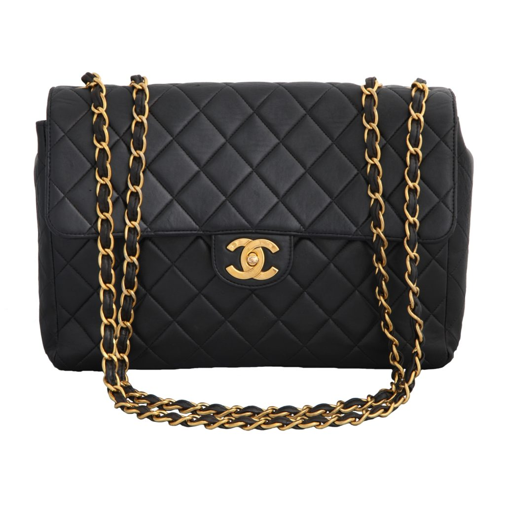 The gallery for chanel bag red - Vintage chanel ...