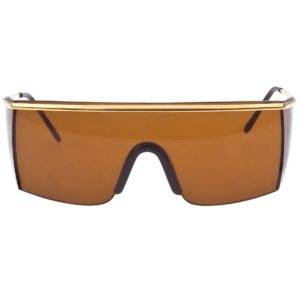 VINTAGE GIANNI VERSACE SHIELD SUNGLASSES MOD 790
