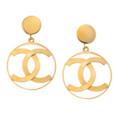 VINTAGE CHANEL ICONIC CC DANGLING EARRINGS – PRE-ORDER