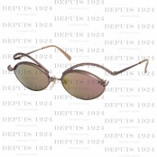 VINTAGE JEAN PAUL GAULTIER EYELASH SUNGLASSES 56-6107