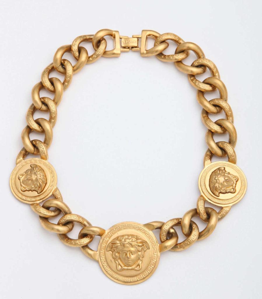 Vintage Versace Necklace