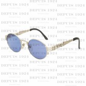 VINTAGE JEAN PAUL GAULTIER 56-6106 SILVER SUNGLASSES – SOLD
