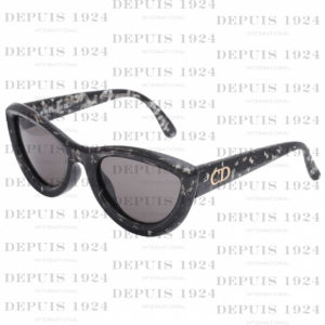 VINTAGE CHRISTIAN DIOR CAT EYE SUNGLASSES