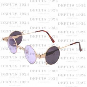 Vintage Kenzo Double Lens Sunglasses