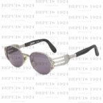 Vintage Jean Paul Gaultier 56-3281 Fork Sunglasses