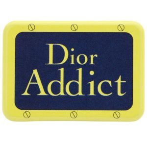 "JOHN GALLIANO FOR CHRISTIAN DIOR ""DIOR ADDICT"" PIN"